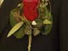 Rose-corsage