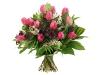 Tulipaner med lekkert tilbehør